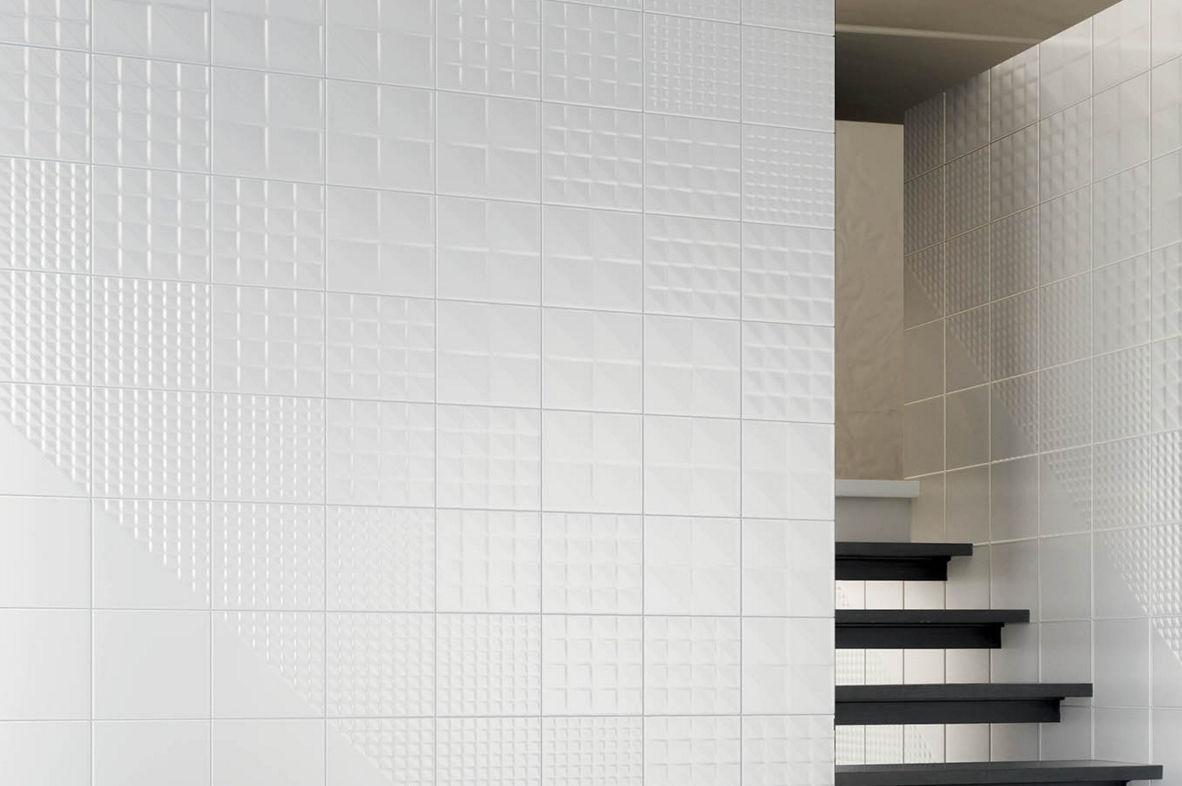 Fliesen Für Badezimmer / Für Wände / Keramik / Geometrische Motive   TEKNE  By Daniele Bedini