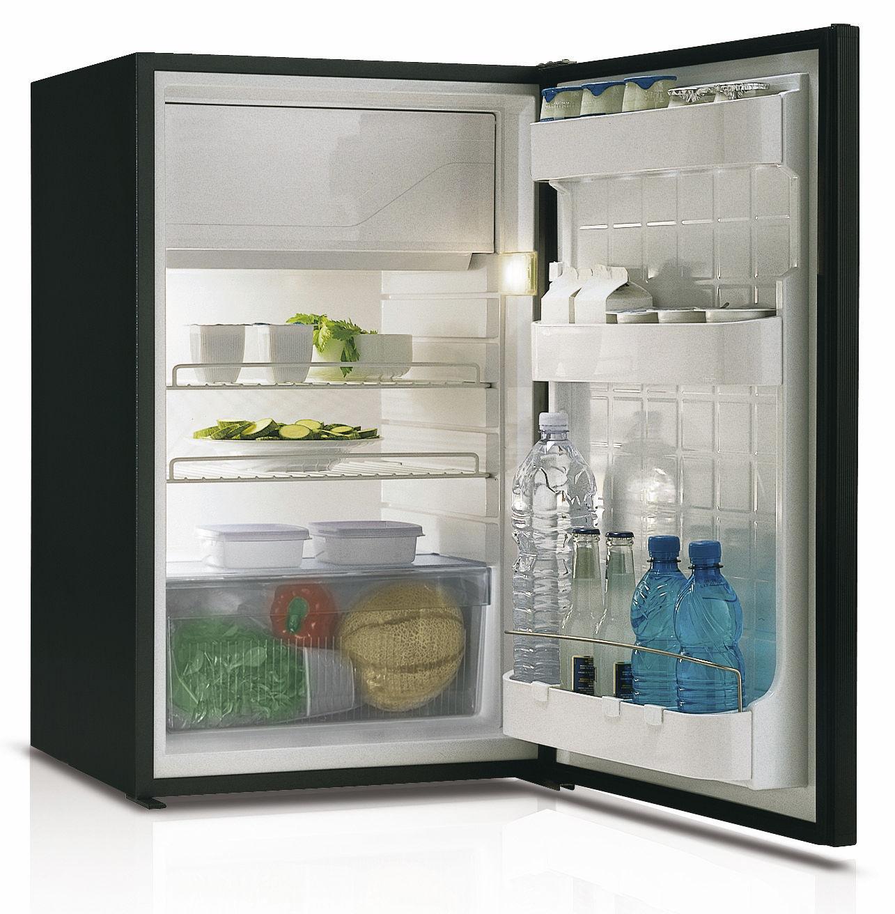 Kühlschrank zur gewerblichen Nutzung / kompakt / schwarz / Büro ...