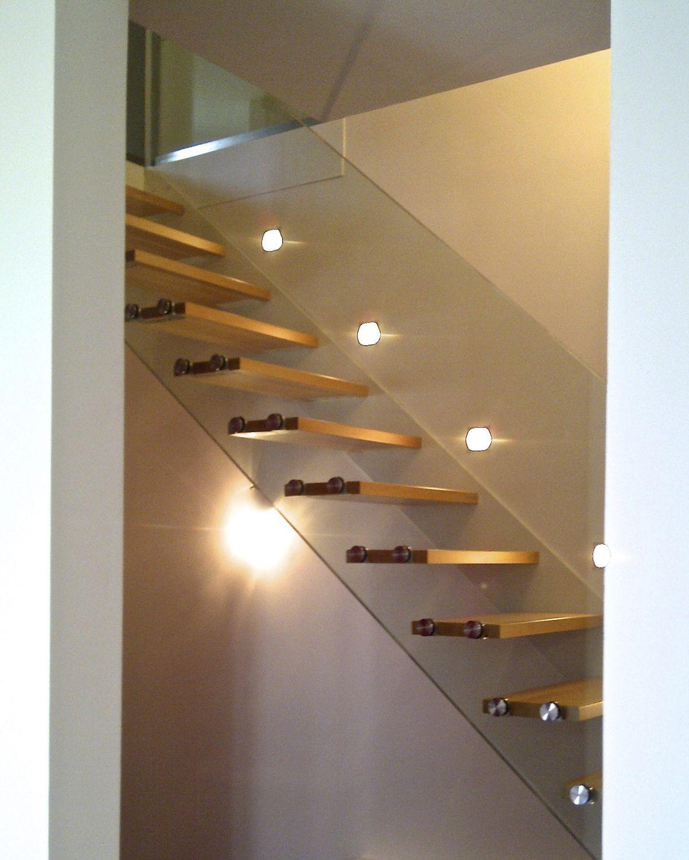 Gerade Treppe / Viertelgewendelte / Stahlstruktur ...