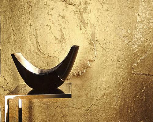 Moderne Tapeten Gold