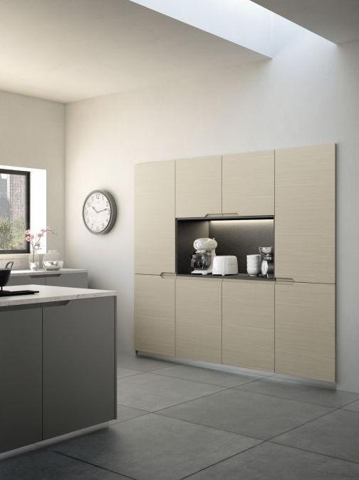 Moderne Küche / Aus Marmor / Holz / Kochinsel - Cronos ... Kuche Mit Kochinsel Holz Marmor
