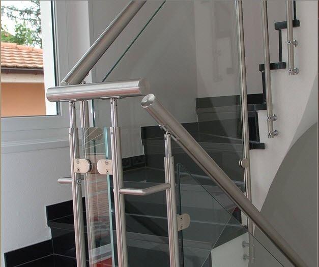 Treppen Mit Glasgeländer glasgeländer platten innenraum für treppen keller treppenbau