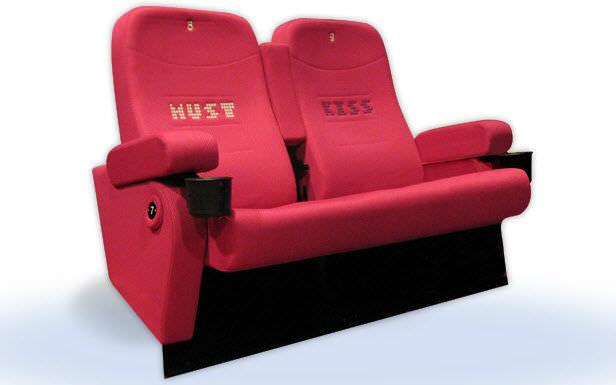 Loveseat sessel kino  Stoffkinosessel - LOVE SEAT - Megan Seating