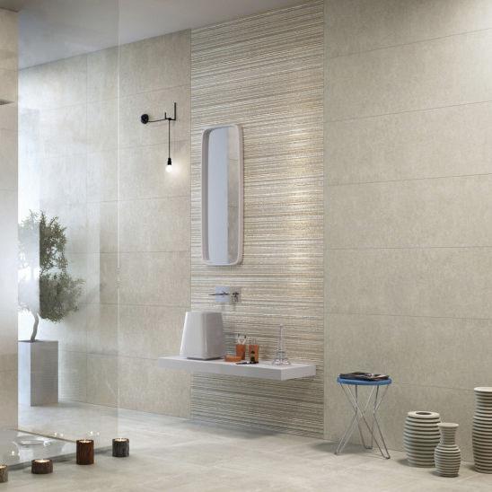 Fliesen für Badezimmer / Wand / Boden / Feinsteinzeug - BUILD : FORM ...