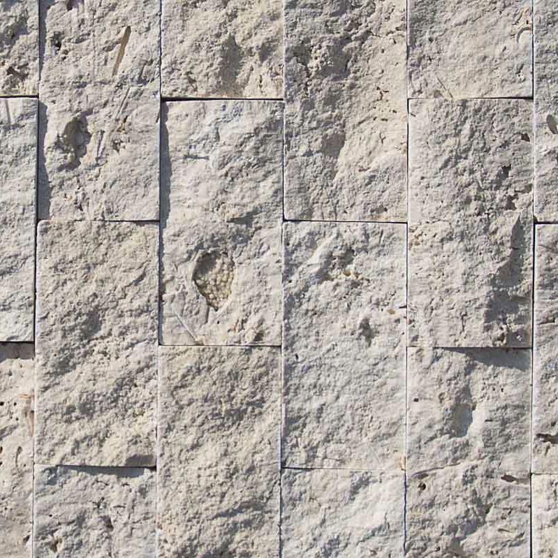 Innenraum Mosaikfliese / Wand / Aus Naturstein / Uni   SPACCO LIGHT