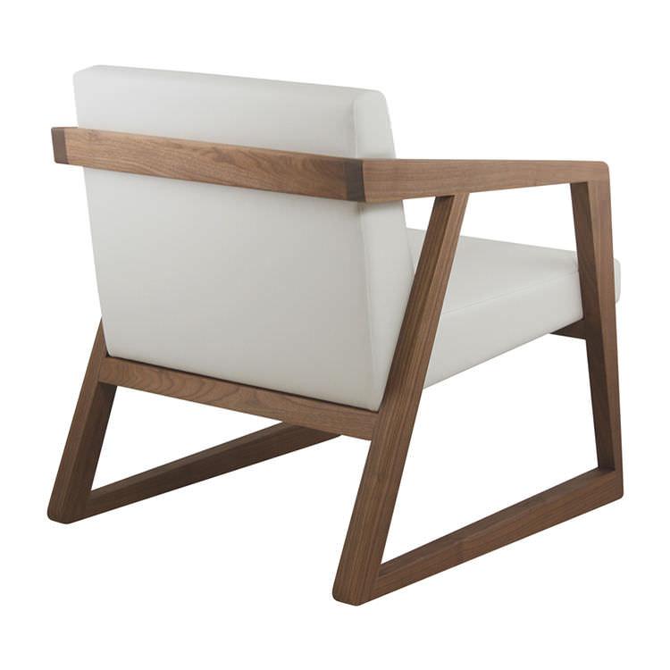 Lounge sessel holz  Moderner Sessel / Holz / Kufen / für Restaurants - LEONORA LOUNGE ...