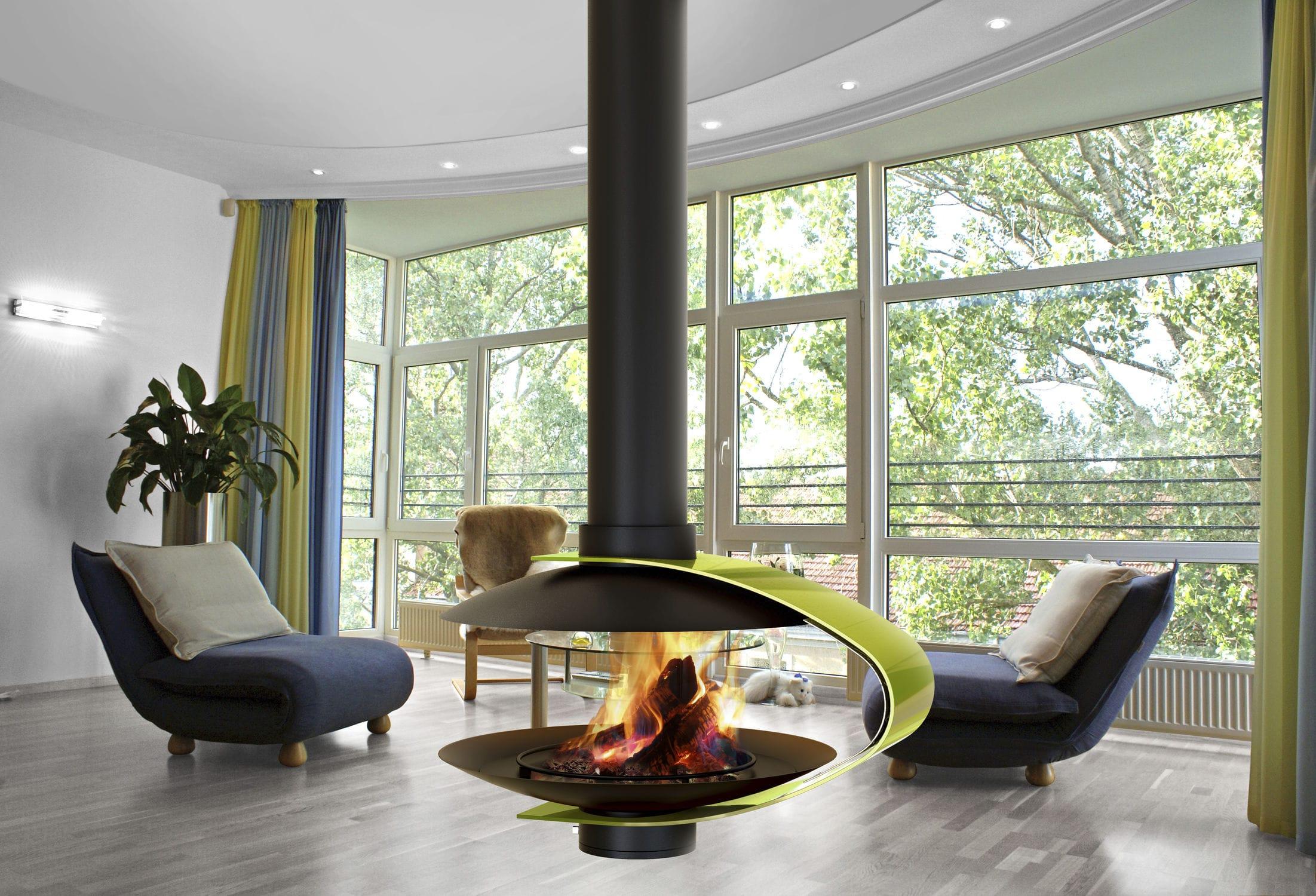Offene Feuerstelle Wohnzimmer wohnzimmer ideen mit kamin modell moderne feuerstellen kachelöfen