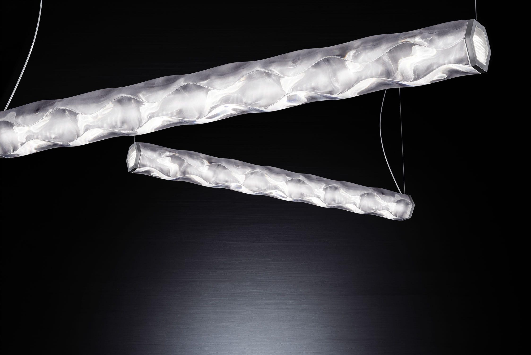Hängelampe / modern / Lentiflex® / LED - HUGO - Slamp