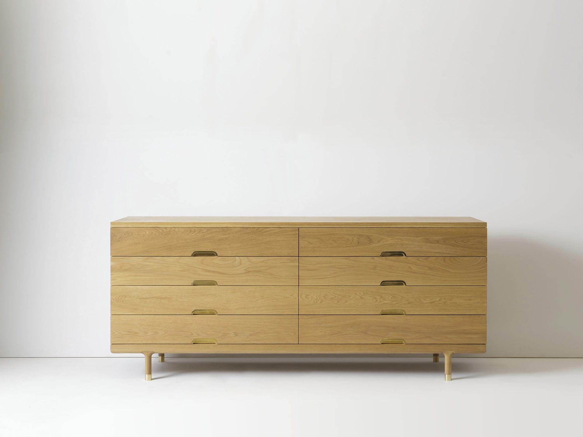 Moderne Kommode / Esche / für Kinder - SIMPLE - Kalon Studio