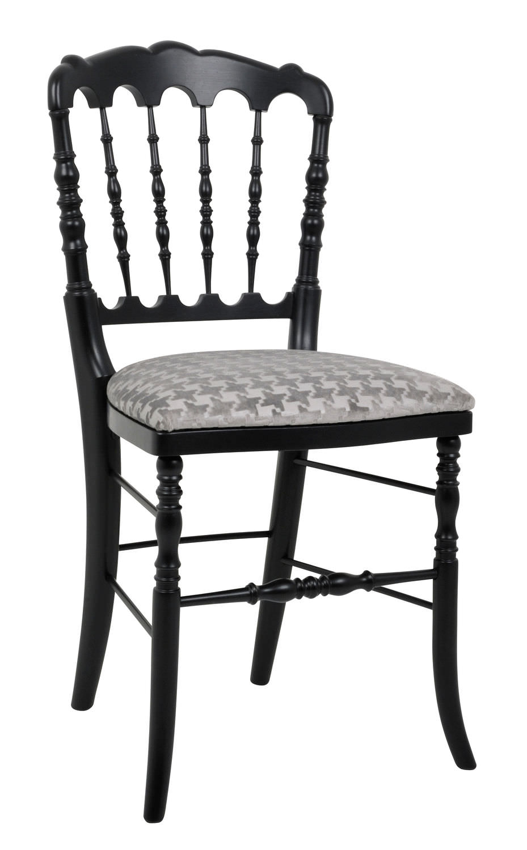 Stil Stuhl Polster Holz