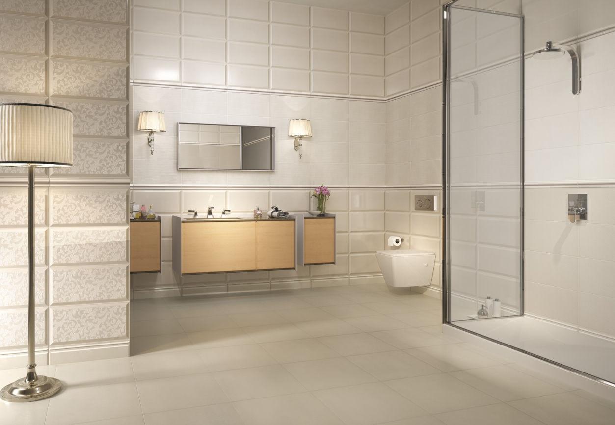 Badezimmer Fliesen Für Böden Keramik 3d Bridal Collection