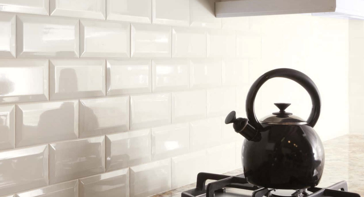 Innenraum-Fliesen / Küchen / für Wände / Keramik - NERI : BISCUIT - ADEX