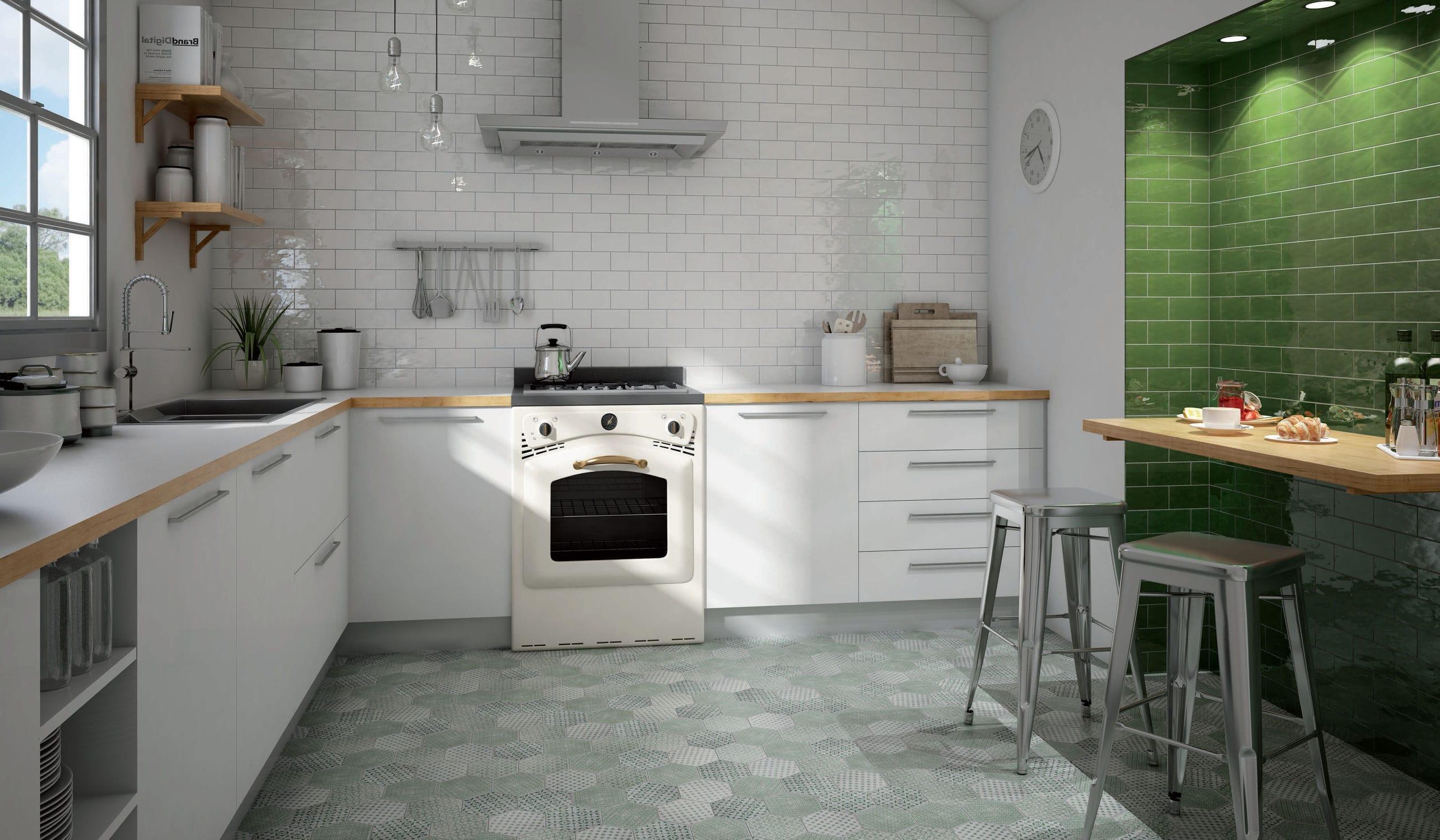 Fliesen für Badezimmer / Küchen / Wand / Keramik - ANTIC - CEVICA