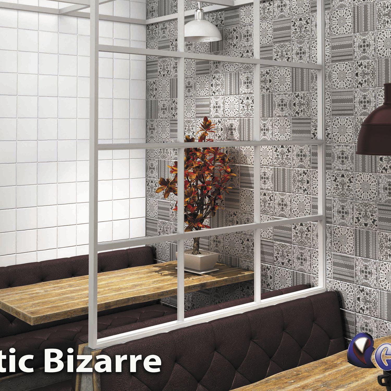 Fliesen für Badezimmer / Küchen / Wand / Keramik - ANTIC 13X13 - CEVICA