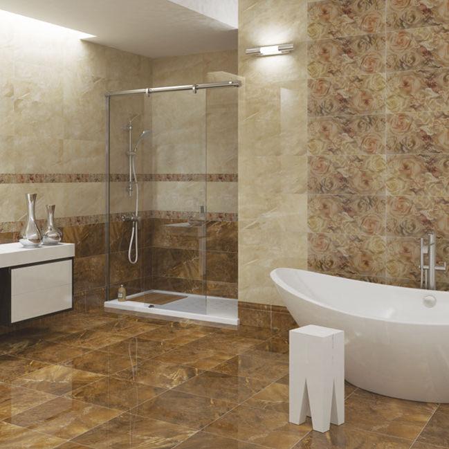 Fliesen Für Badezimmer Wand Keramik X Cm DANTE - Badezimmer fliesen 30x60