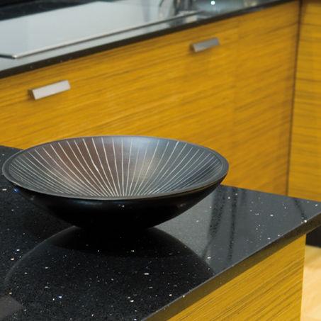 Arbeitsplatte Küchen arbeitsplatte aus quartz composit küchen azabache compac the