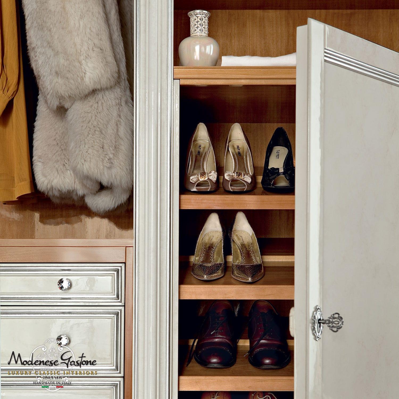 Stil-Schuhschrank / Holz - BELLA VITA - Modenese Gastone Luxury ...