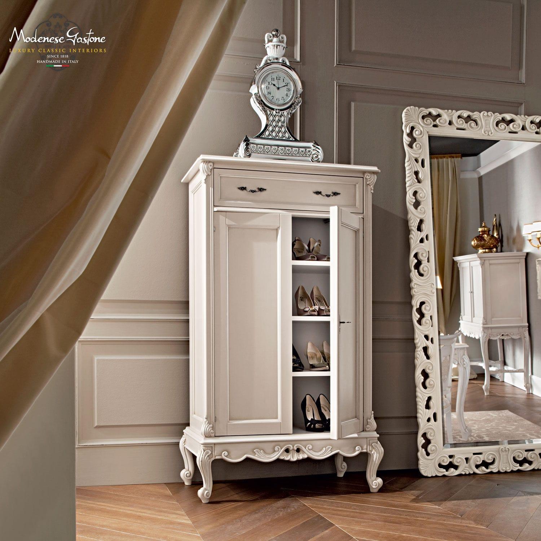Stil-Schuhschrank / Holz - CASANOVA - Modenese Gastone Luxury ...