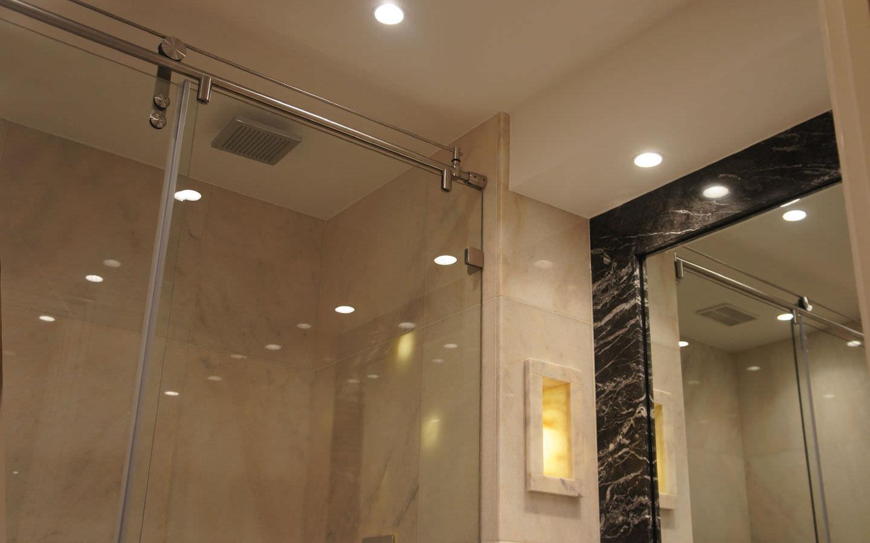 einbaudownlight / für badezimmer / halogen / led - aquaspot - orlight