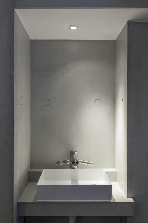 Beton-Dekorplatte / für Innenausbau / glatt - PANBETON : GYOZAR ...