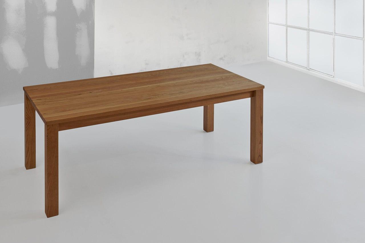 Esstisch / Skandinavisches Design / Aus Eiche / Nussbaum / Massivholz ...