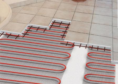 Elektrische Fussbodenheizung Privathauser Lhpe Noirot
