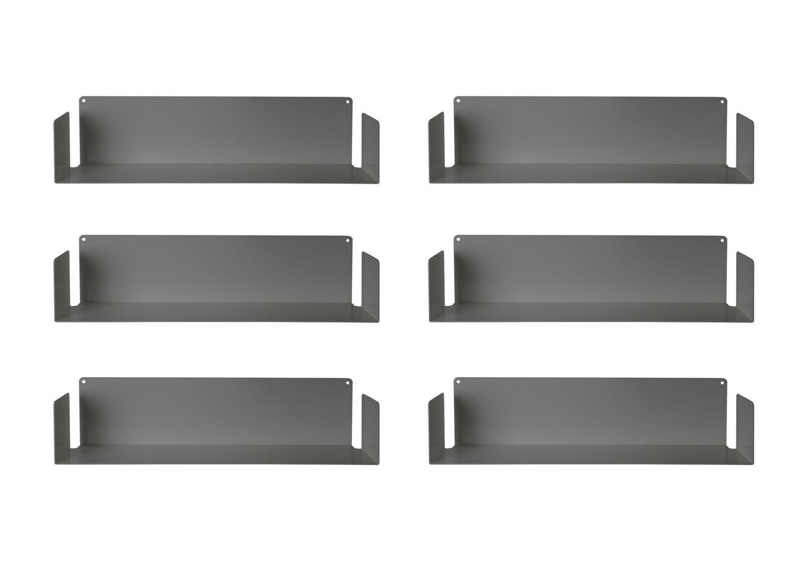 Wandregal Metall Modern