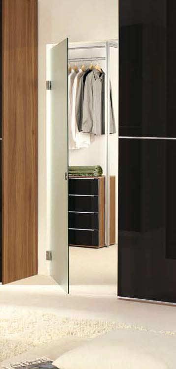 Begehbarer -Kleiderschrank / Holz - ARIAS - Nolte