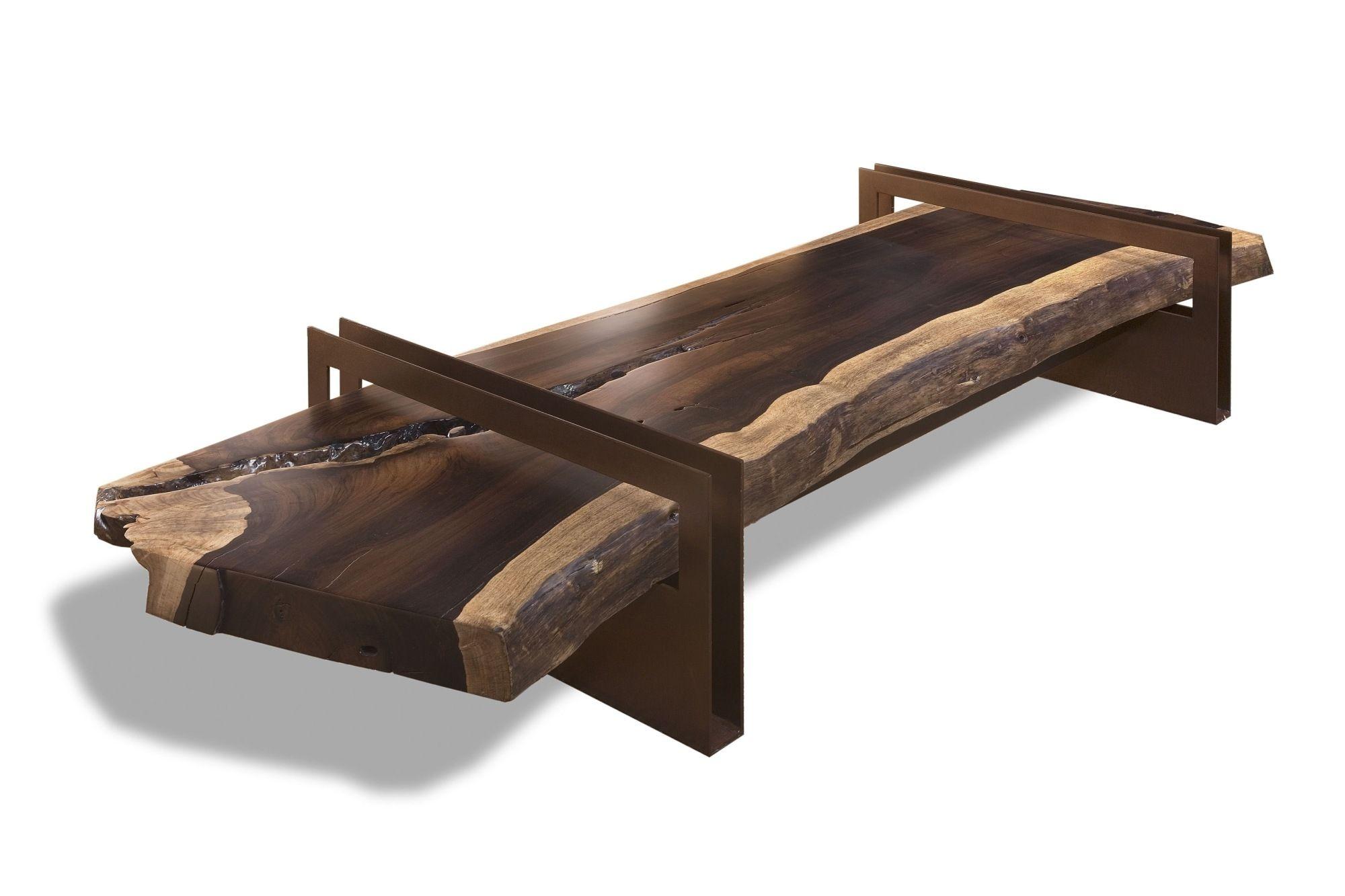 Moderner Couchtisch / Holz / rechteckig / Innenraum - JACARANDA ...