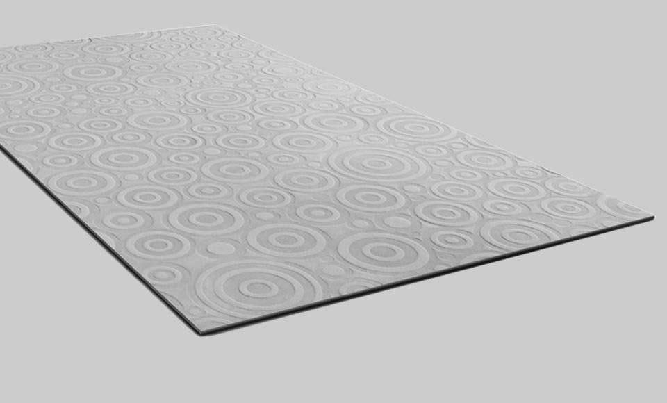 Verkleidungs Dekorplatte / Faserzement / Für Decken   MCS083504800001