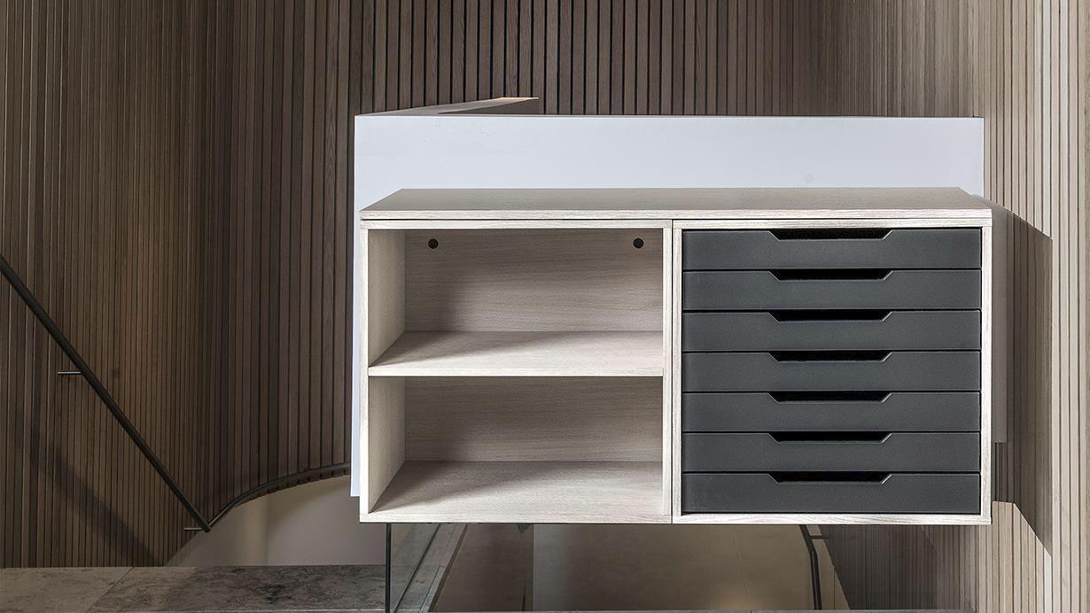 Regal Skandinavisches Design Holz Fur Buro Kuchen 621