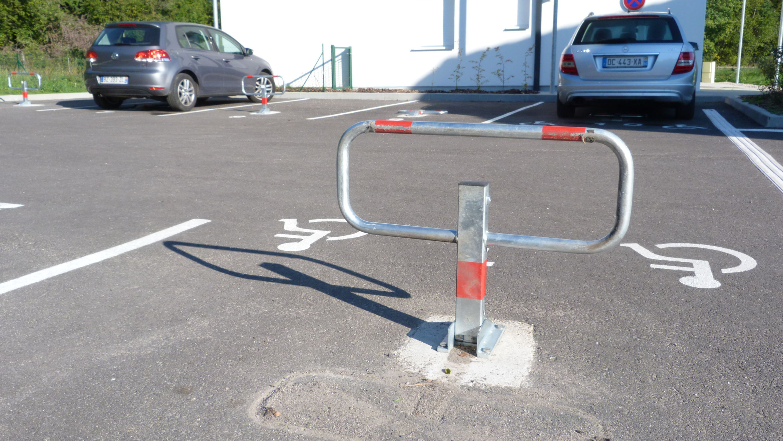 parkplatzsperre - sesame 1p - falco norcor