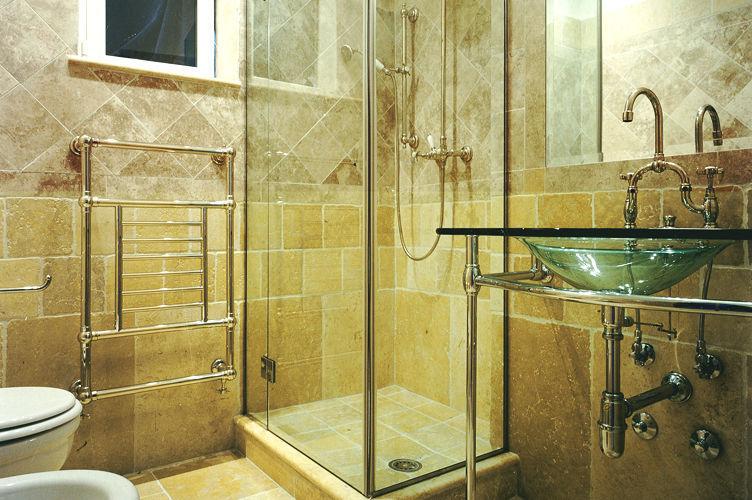 Fesselnd ... Fliesen Für Badezimmer / Bodenstehend / Für Wände / Aus Zement GOLD  Pietra Di Gerusalemme ...