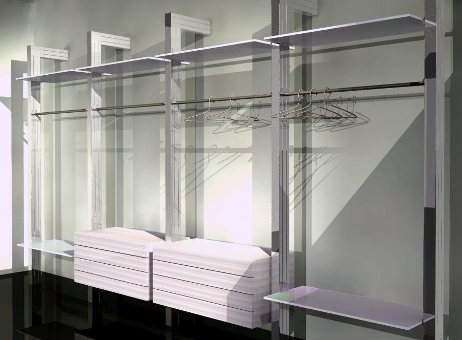 Best Systeme Begehbarer Kleiderschrank Gallery - Einrichtungs ...