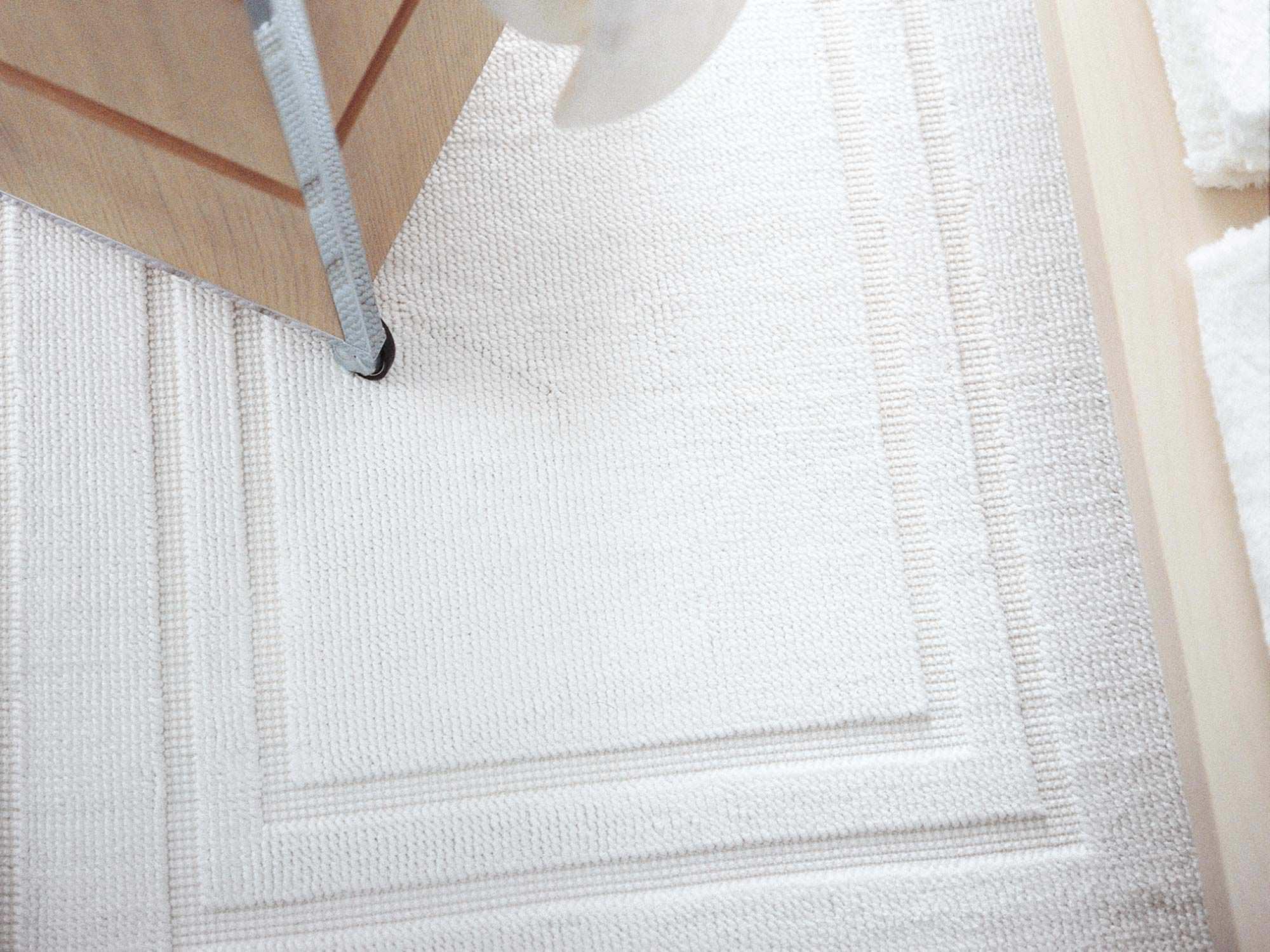 Moderner Teppich / uni / Wolle / rechteckig - UNITO - MASTRO RAPHAËL