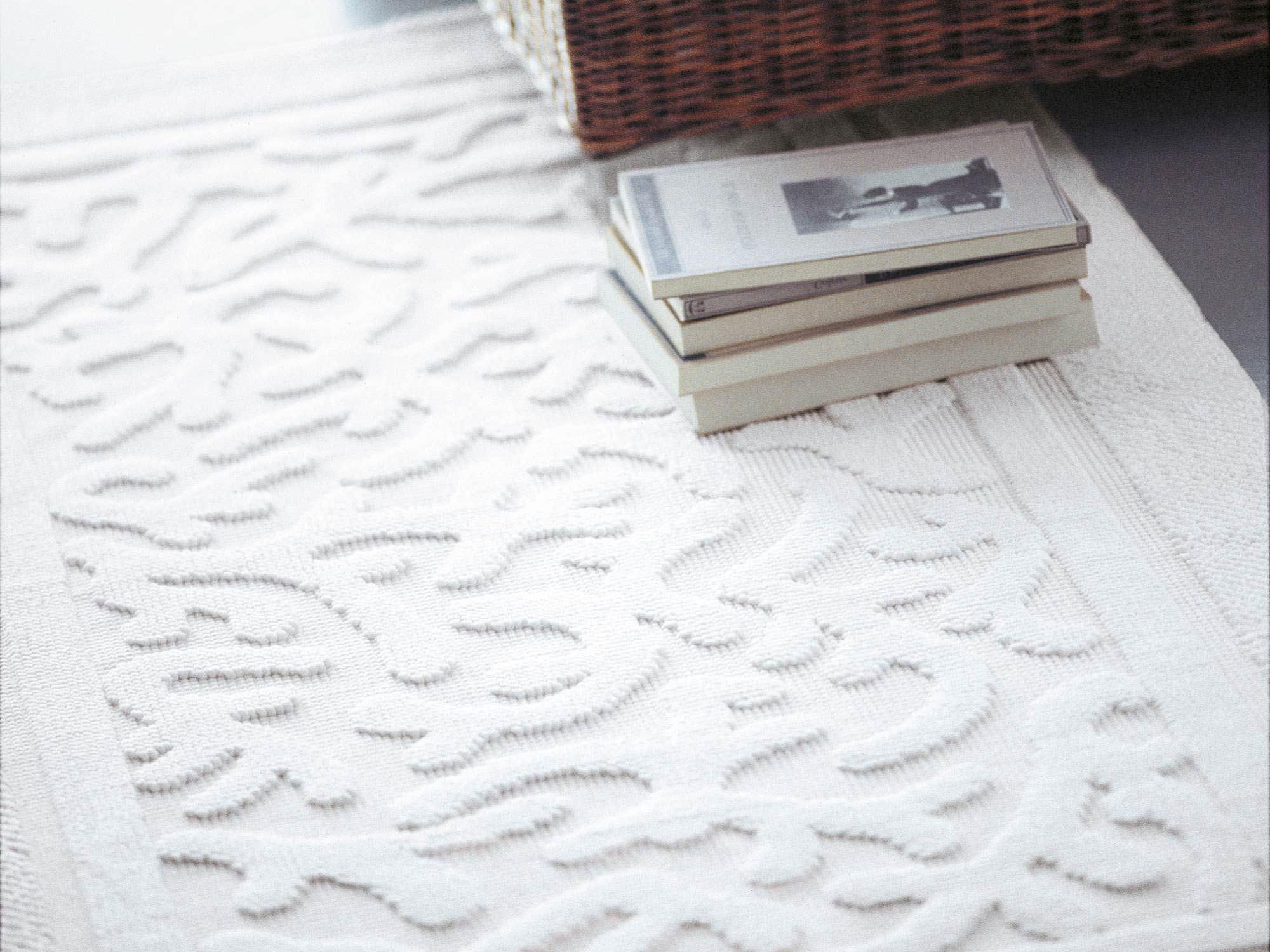 Moderner Teppich / Motiv / Wolle / rechteckig - CORALLI - MASTRO RAPHAËL