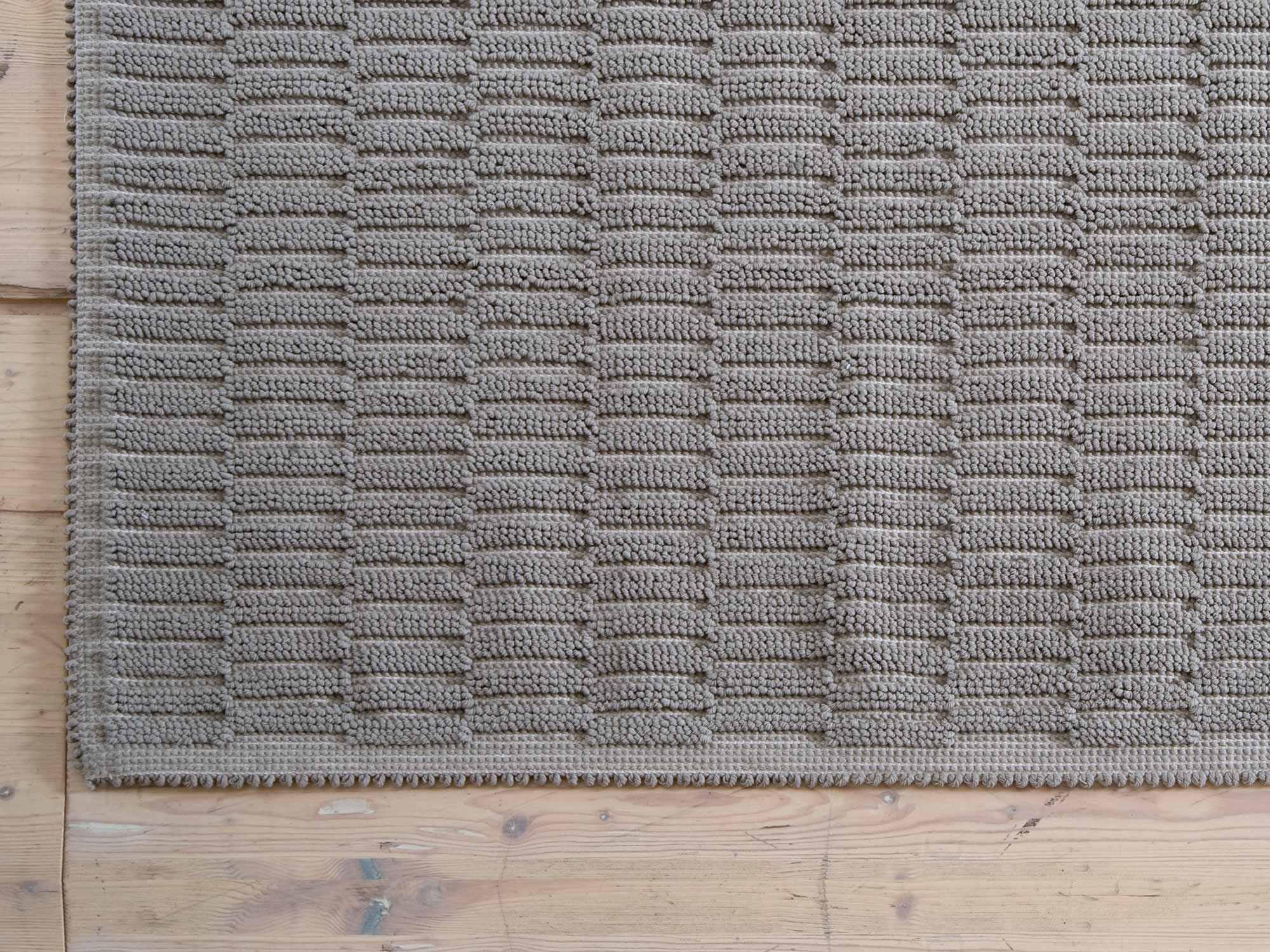 Moderner Teppich / Motiv / Wolle / rechteckig - HAY - MASTRO RAPHAËL