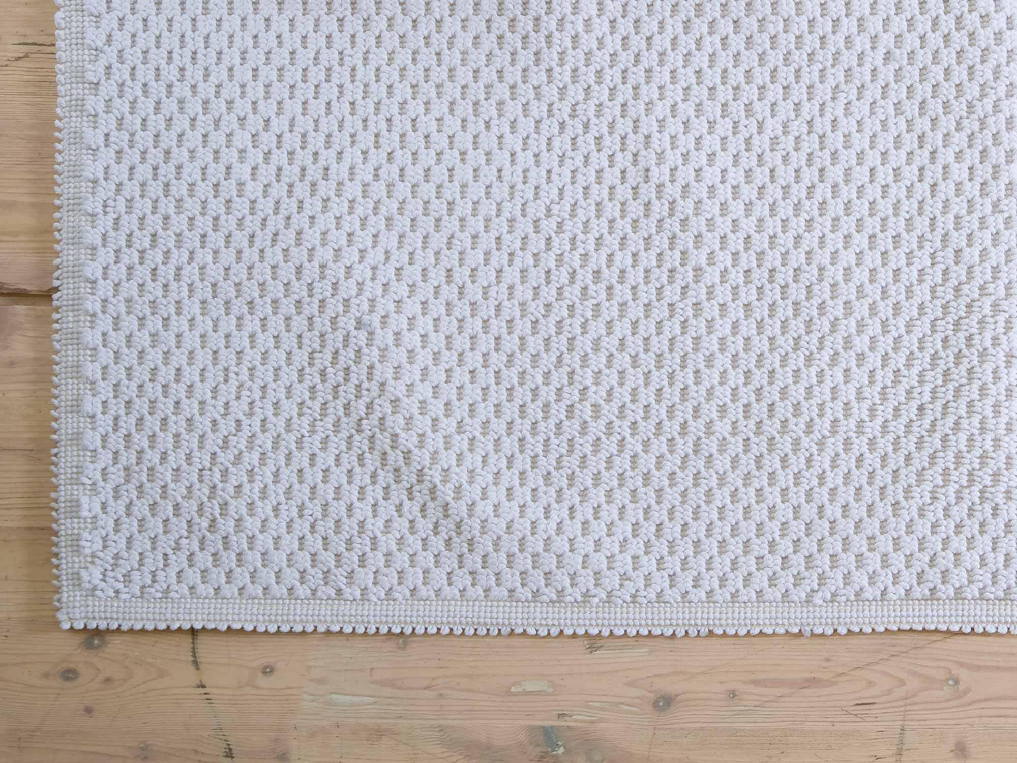 Moderner Teppich / Motiv / Wolle / rechteckig - KEITH - MASTRO RAPHAËL