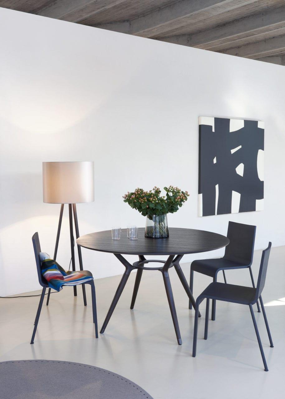 ... Moderner Tisch / Holz / Stahl / Rechteckig X2 Mobimex ...
