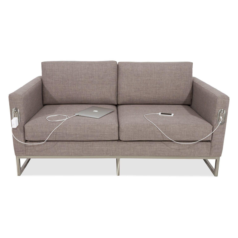 Uberlegen Modernes Sofa / Stoff / Objektmöbel / 2 Plätze ...