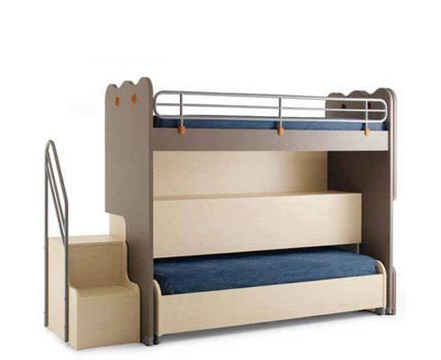 Etagenbett Modern : Hochbett im kinderzimmer coole etagenbetten für kinder