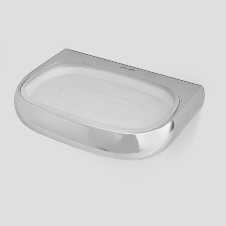 Wandmontierter Seifenhalter Glas Sensation A3034200 Am Pm