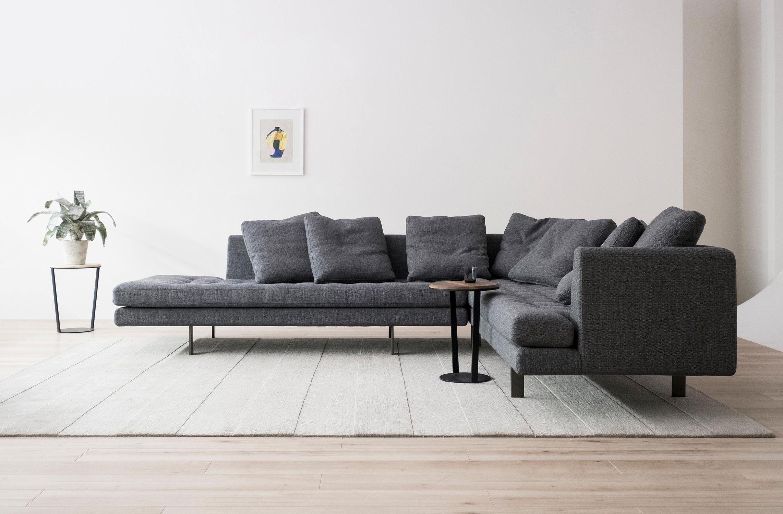 Modulierbares Sofa Eck Modern Stoff Edward Bensen