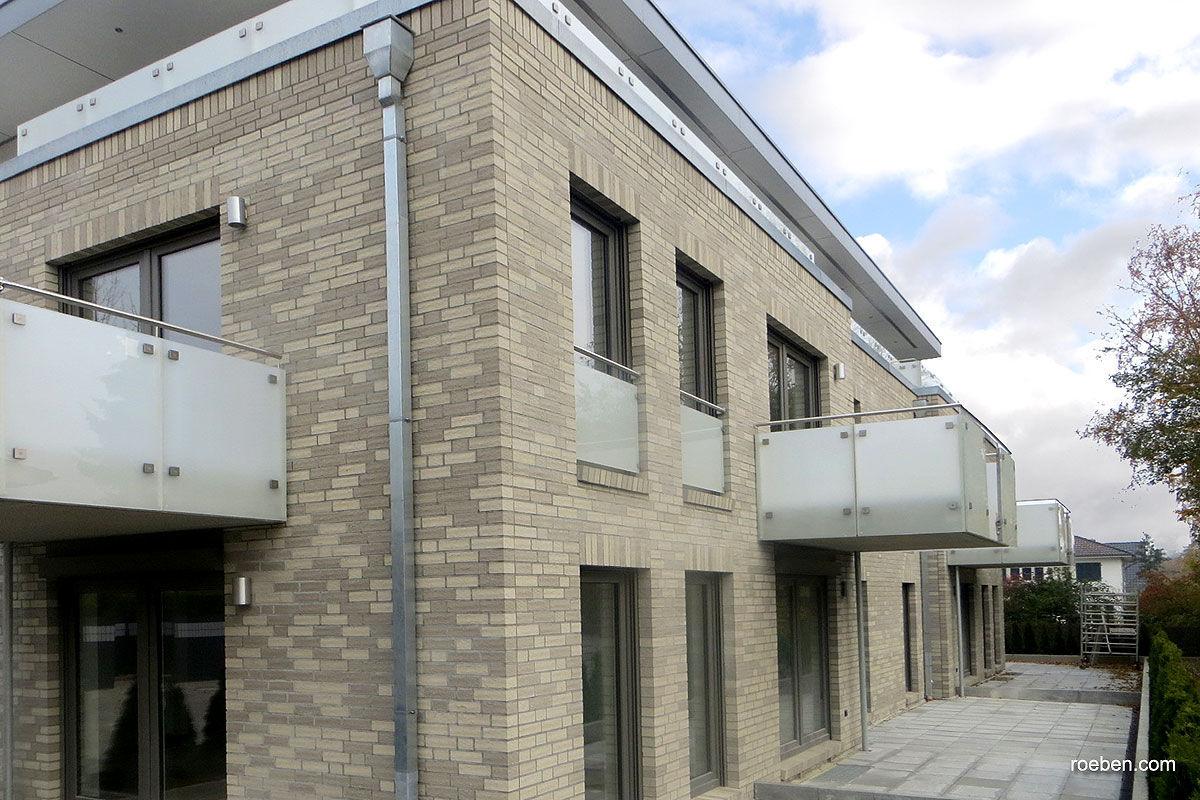 Fassade Grau massivziegel isolierend für fassaden grau yukon röben
