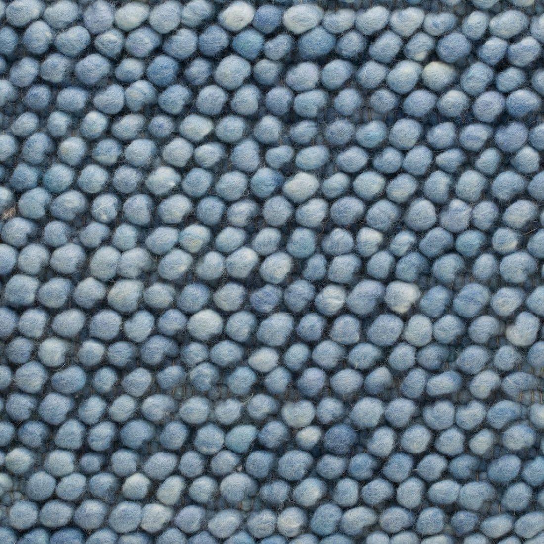 Teppich wolle  Moderner Teppich / Streifenmuster / Wolle / rechteckig - LOOP ...