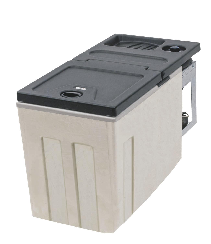 Kühlschrank zur gewerblichen Nutzung / tragbar / schwarz - TB30AM ...