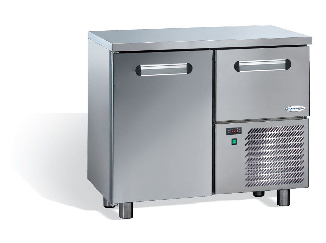kühl unterschrank / profi-küche - p.550 : 66250060 - studio 54