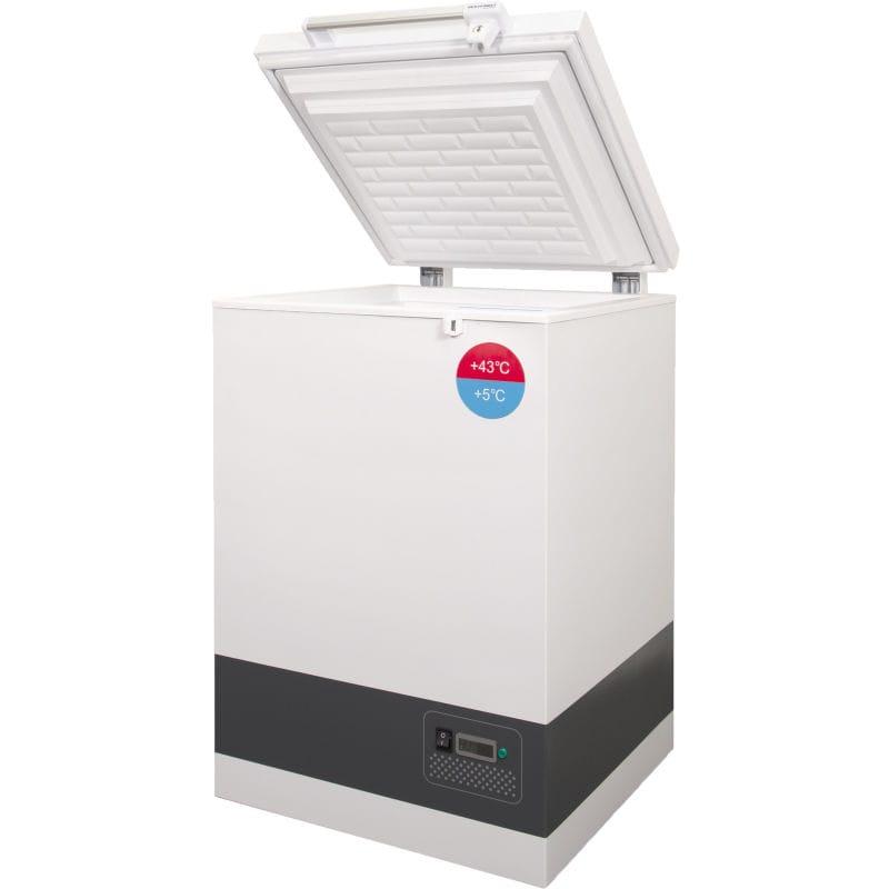 Kühlschrank zur gewerblichen Nutzung / horizontal / weiß - VLS 024 ...