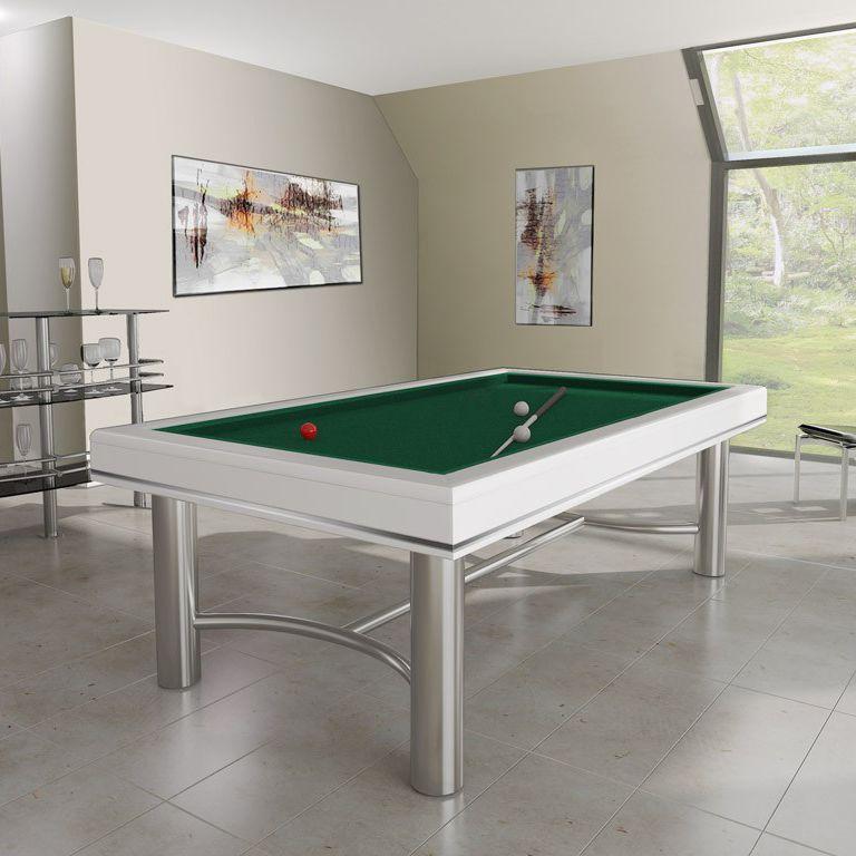moderne billardtisch / umwandelbare esstisch / für professionellen, Esszimmer dekoo