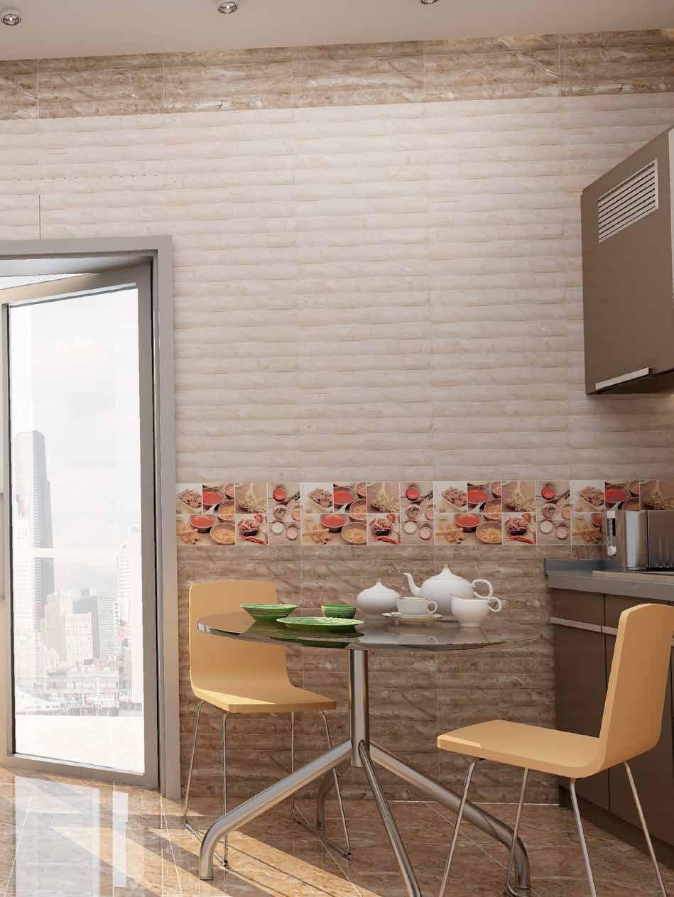 Küchenfliesen / für Böden / für Wände / Keramik - PARMA - CLEOPATRA ...